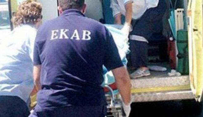 Τραγωδία στην Εύβοια: Έπεσε από τη σκάλα του σπιτιού του και σκοτώθηκε
