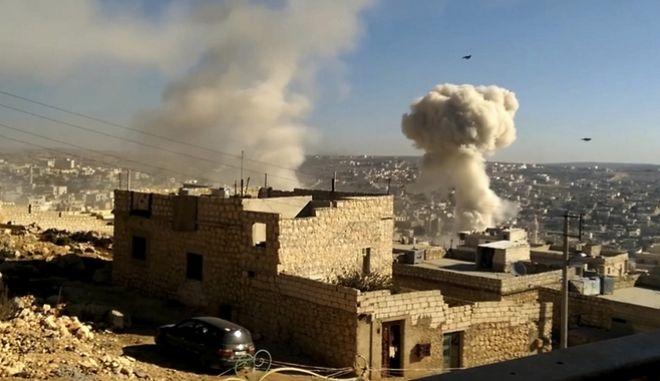 Συρία: Η συμμαχία κατά του ISIS εισέρχεται στη Ράκα
