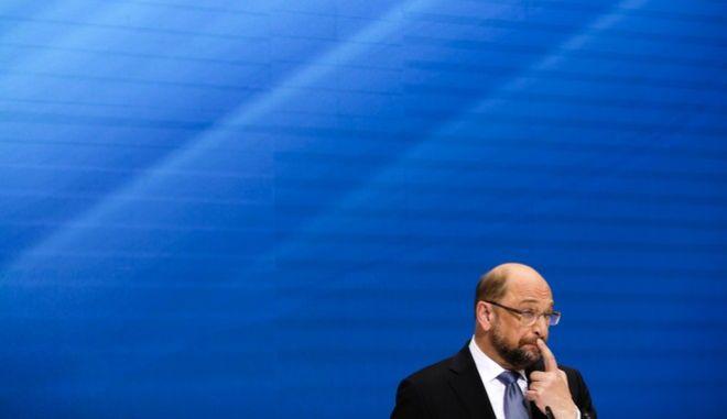Γερμανικές εκλογές: Στο 22% ο Σουλτς