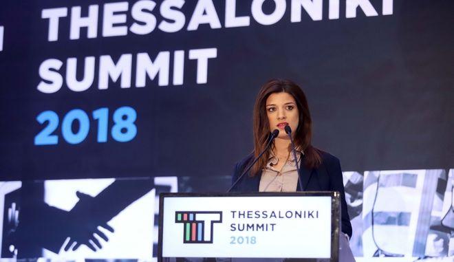 Νοτοπούλου: Μονόδρομος για την ανάπτυξη η συνεργασία των Δυτικών Βαλκανίων