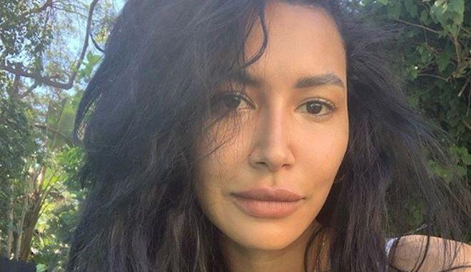 Η ηθοποιός Naya Rivera