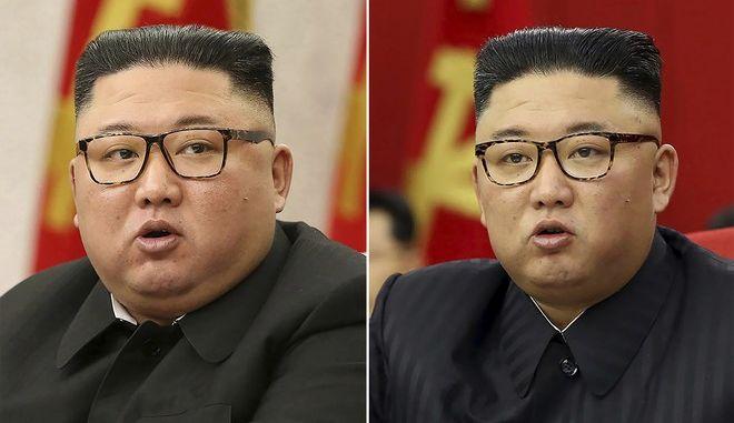 Απώλεια βάρους για τον Κιμ Γιονγκ Ουν