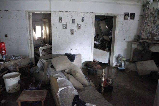 Εικόνες καταστροφής στη Θεσσαλονίκη