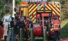Πυροσβέστες στη Γαλλία