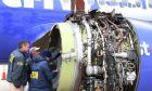 Έκρηξη στον αέρα: Δύο νέα βίντεο δείχνουν το πριν και το μετά σε μία πτήση τρόμου