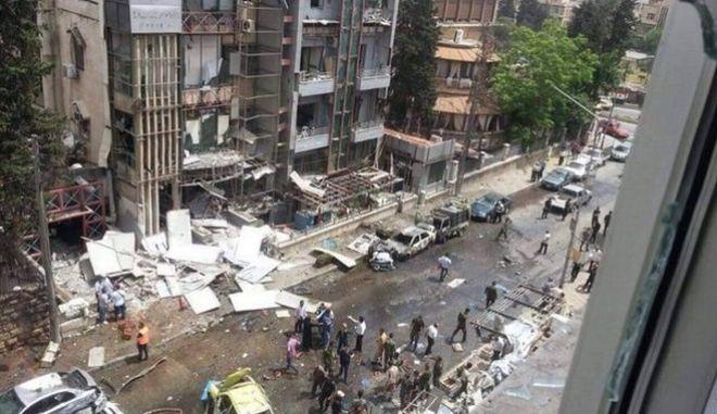 Αντάρτες βομβάρδισαν νοσοκομείο στο Χαλέπι, δεκάδες θύματα