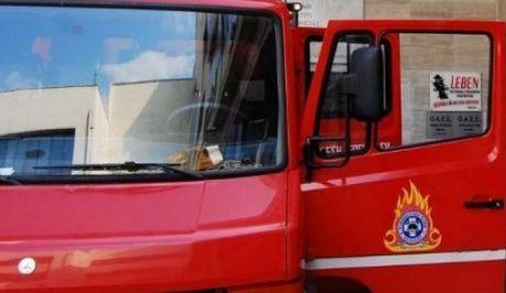 84χρονη κάηκε ζωντανή στο σπίτι της, στη Νάουσα
