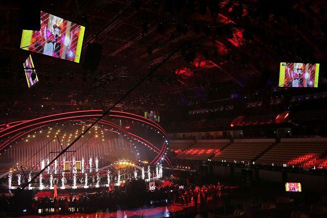H Altice Arena, στη Λισαβόνα δίπλα στον Ατλαντικό, θα φιλοξενήσει τον διαγωνισμό Eurovision 2018