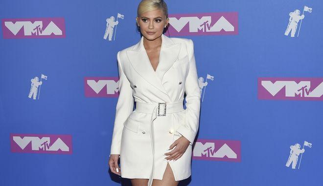 Η Kylie Jenner στα MTV Video Music Awards στο Radio City Music Hall