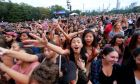 Συναυλία στο Σέντραλ Παρκ