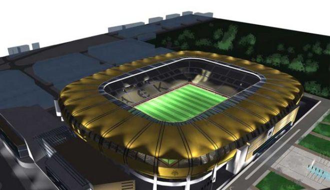 Πράσινο φως για το γήπεδο της ΑΕΚ