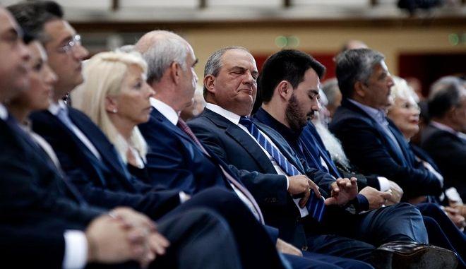 Μεϊμαράκης: Μεγάλη μου τιμή που με στηρίζει ο Καραμανλής