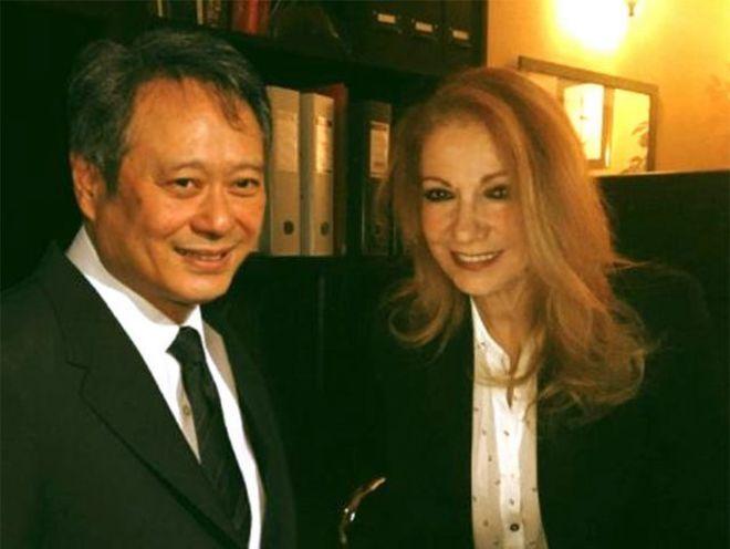 Η 'απολογία' της Ζούνη για τις photoshop φωτογραφίες με τον Ανγκ Λι
