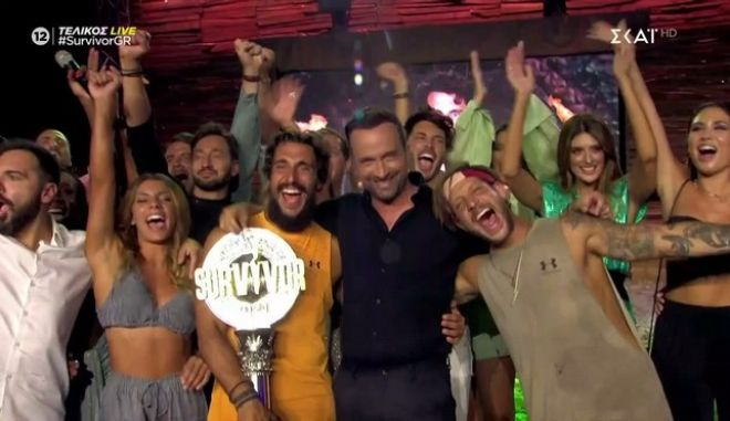 Survivor: Σάρωσε σε τηλεθέαση ο μεγάλος τελικός