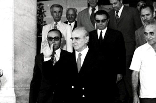 40 χρόνια ΝΔ: Ατάκες που έγραψαν τη δική τους ιστορία