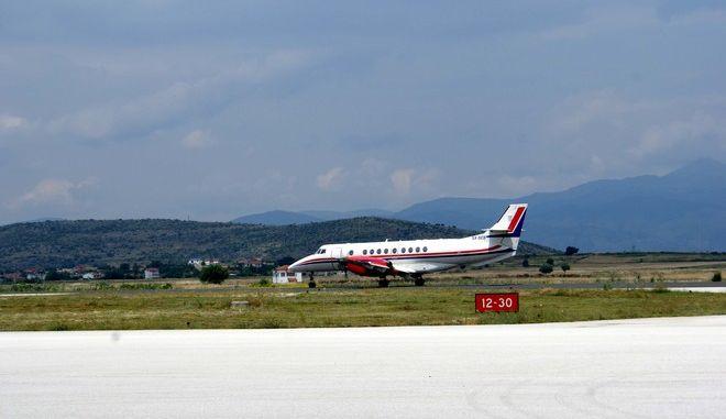 Αεροδιάδρομος προσγείωσης (Φωτό Αρχείου)