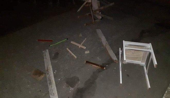 Θεσσαλονίκη: Ρατσιστική επίθεση στη δομή ασυνόδευτων προσφυγόπουλων της Εκκλησίας της Ελλάδος
