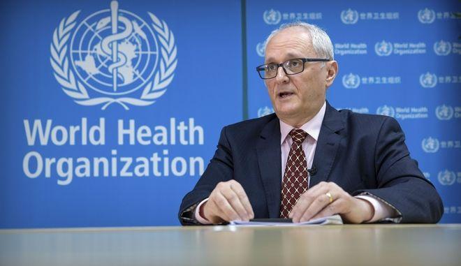 Ο Παγκόσμιος Οργανισμός Υγείας