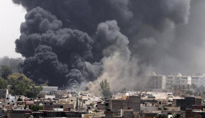 Λιβύη: Δεκάδες τζιχαντιστές νεκροί από αμερικανικούς βομβαρδισμούς