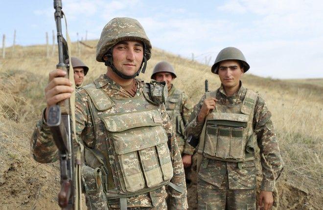 Αρμένιοι στρατιώτες