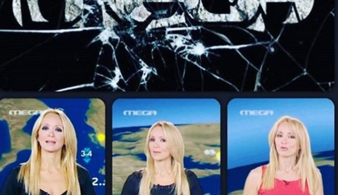 Η Νάταλι Κάκκαβα ξεσπά για το 'μαύρο' στο Mega: Τελικά τα κατάφεραν - Μαύρισαν τις ζωές 420 εργαζόμενων