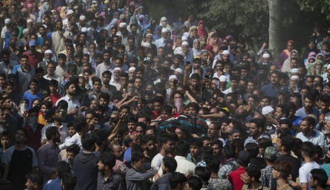 Ινδοί στο Κασμίρ
