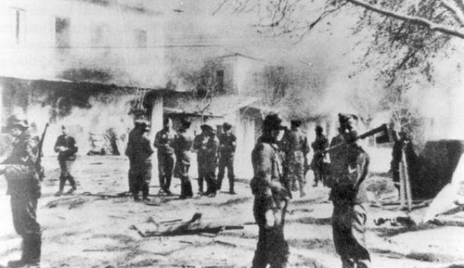 Δίστομο-Λίντιτσε-Οραντούρ: Τρεις πόλεις, μια ναζιστική θηριωδία
