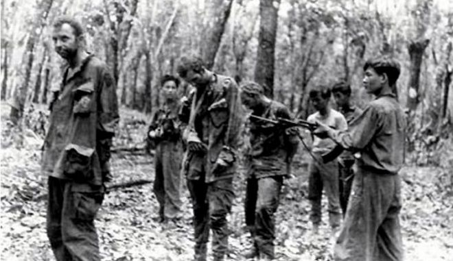 Μηχανή του Χρόνου: Κρεμασμένοι ανάποδα στη φρίκη της ζούγκλας - Έτσι βασάνιζαν τους Αμερικανούς στο Βιετνάμ