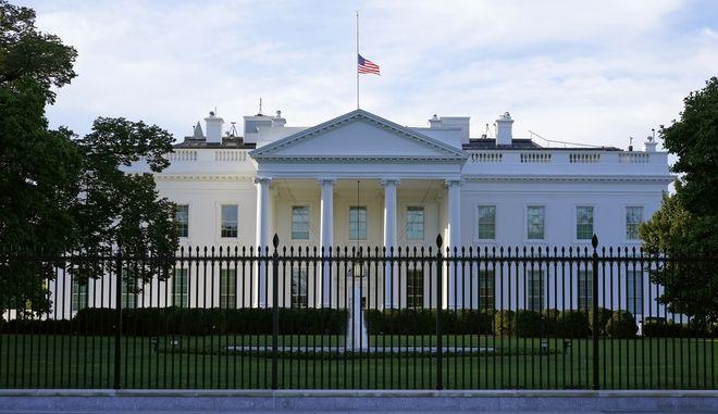 Ο Λευκός Οίκος.