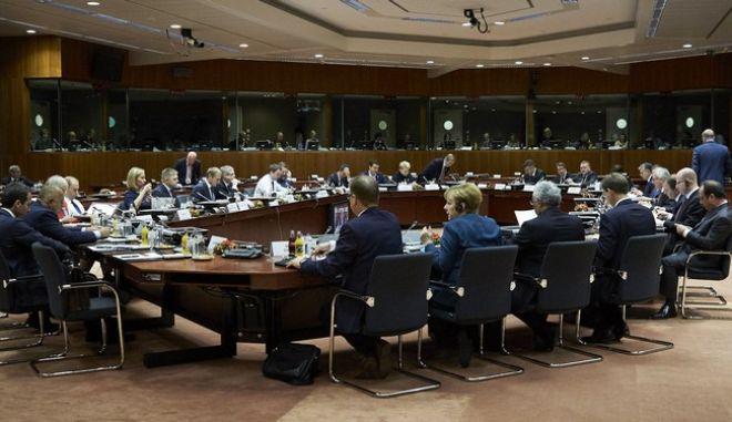 Δεύετρη ημέρα της Συνόδου Κορυφής των ηγετών των κρατών μελών της Ευρωπαϊκής Ένωσης την Παρασκευή 21 Οκτωβρίου 2016, στις Βρυξέλλες. (EUROKINISSI/ΕΥΡΩΠΑΪΚΗ ΕΝΩΣΗ)