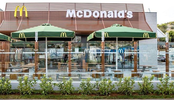 Το εστιατόριο McDonald's στην Βάρη