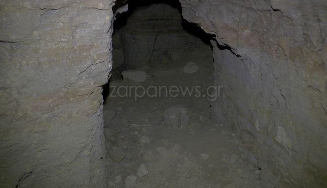 Αυτό είναι το τούνελ όπου βρέθηκε νεκρή η Αμερικανίδα βιολόγος
