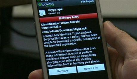Κακόβουλο λογισμικό κρυπτογραφεί τα αρχεία κινητών και tablets