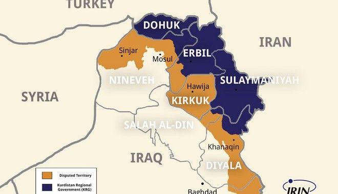 Νέος πετρελαιο-πόλεμος στο ιρακινό Κουρδιστάν