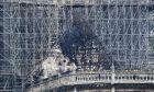Παναγία Παρισίων: Η επόμενη μέρα από την καταστροφική φωτιά