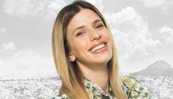 Η Αλεξάνδρα Ταβουλάρη πέρασε το καστ του Γιώργου Καπουτζίδη με μια ανάσα