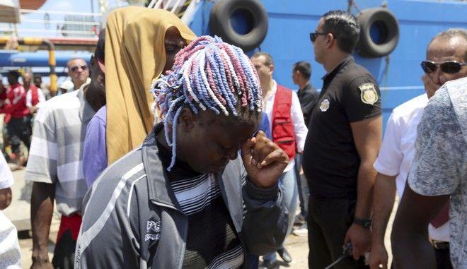 Ναυάγιο προσφύγων