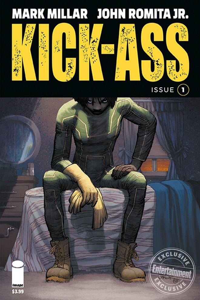 Ο Kick-ass επιστρέφει και είναι γυναίκα!