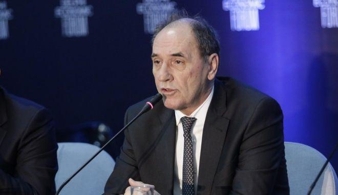 Ο υπουργός Ενέργειας και Περιβάλλοντος Γιώργος Σταθάκης
