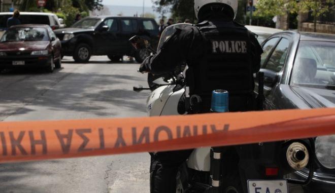 Αστυνομική επιχείρηση για σύλληψη ληστή (Φωτογραφία αρχείου)