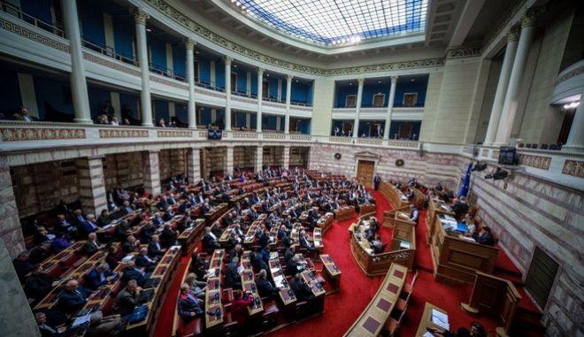 Υπερψηφίστηκε η Συμφωνία των Πρεσπών