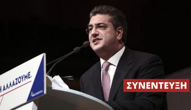 Τζιτζικώστας στο NEWS 247: Διαψεύδει τα σενάρια ίδρυσης νέου κόμματος