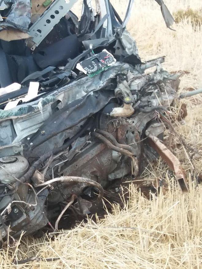 Θήβα: Τροχαίο δυστύχημα με έναν νεκρό και τρεις τραυματίες