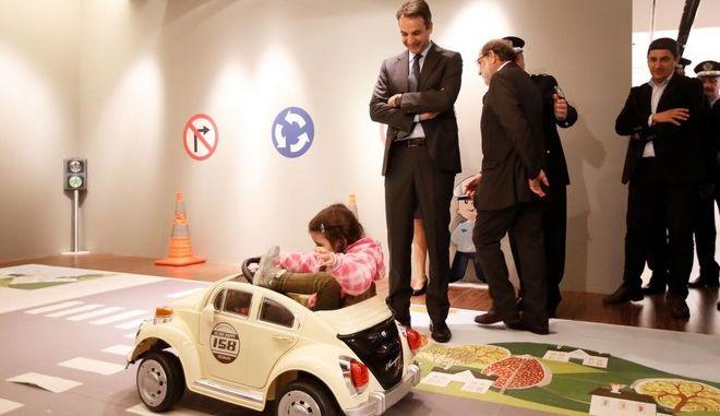 Μητσοτάκης: Πολύ ψηλά στις πολιτικές μας προτεραιότητες το ζήτημα της οδικής ασφάλειας