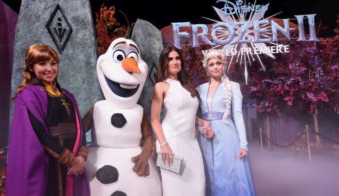 Frozen 2 πρεμιέρα