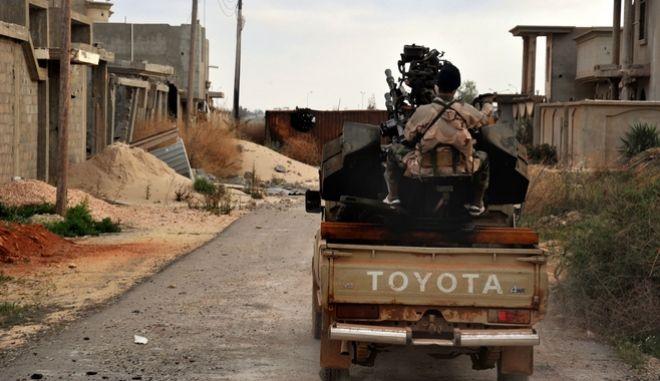 Λιβύη: Ο 'Εθνικός Στρατός' κατέλαβε τη νοτιοδυτική Βεγγάζη