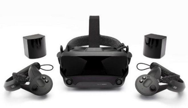 Valve Index: Αυτό είναι το VR headset της εταιρείας και δεν είναι φτηνό