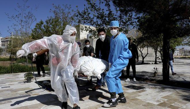 Μεταφορά ασθενή στο Ιράν