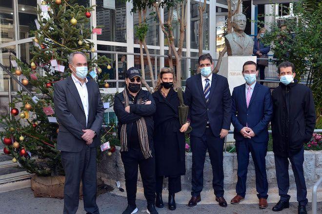 Συγκλονιστικός Γιάννης Πάριος: Πρωτοβουλία για δωρεά δύο κλινών ΜΕΘ στο νοσοκομείο Μεταξά