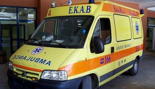 Τραγωδία στην Εγνατία: Νεκρός 16χρονος, σοβαρά τραυματισμένος 18χρονος σε τροχαίο